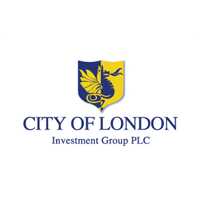 City of London Investment Group: Results full of cash